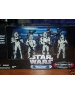 E2: STAR WARS CLONE TROOPER TROOP BUILDER 4 PACK