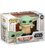 Star Wars The Mandalorian The Child / Baby Yoda POP! Vinyl