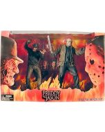 Freddy vs Jason Box-Set NECA