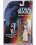 E4: Ben (Obi-Wan)  Kenobi with Lightsaber and Removable Cloak!