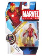 Marvel Universe 3 3/4'' Iron Man