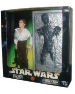 Han Solo with Carbonite Block Vintage Kenner