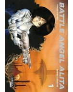 Battle Angel Alita Perfect Edition #01