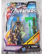 The Avengers Movie 3 1/3'' Chitauri