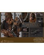 E4: Chewbacca 1/6 Sideshow / Hot Toys
