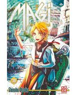 Magi - The Labyrinth of Magic #30