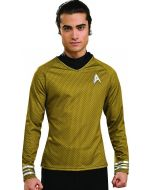 Star Trek Movie Gold Shirt Deluxe