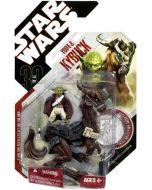 Clone Wars: Yoda with Kybuck