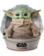 Star Wars The Mandalorian Plüschfigur Grogu / The Child / Baby Yoda Mattel