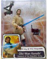 Clone Wars: Obi-Wan Kenobi (General of the Republic Army)