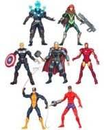 Marvel Legends 2012 Extremis Iron Man