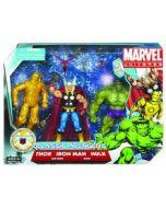 Marvel Universe Teams: Classic Avengers