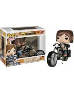 The Walking Dead TV Daryl & Chopper Pop! Vinyl