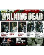 The Walking Dead TV Daryl & Merle Dixon 2-Pack