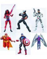 Marvel Legends 2013 Ultimate Captain America