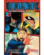 Vigilante - My Hero Academia Illegals #05