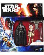 Rebels: 2-Pack Darth Vader / Ahsoka