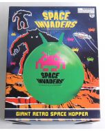 Space Invaders Hopper Inflatable Bounce Ball 60cm