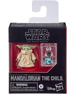 Star Wars The Mandalorian The Child / Baby Yoda 3cm Black Series