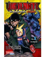 Vigilante - My Hero Academia Illegals #01