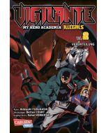 Vigilante - My Hero Academia Illegals #02
