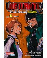 Vigilante - My Hero Academia Illegals #04