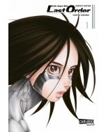 Battle Angel Alita Last Order Perfect Edition #01