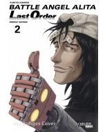 Battle Angel Alita Last Order Perfect Edition #02