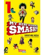 My Hero Academia Smash #01