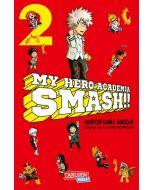 My Hero Academia Smash #02