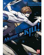 Akame ga Kill! #11