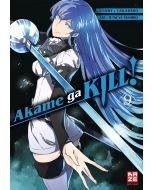 Akame ga Kill! #09