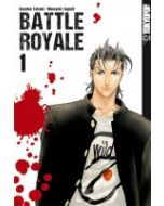 Battle Royale Sammelband #01