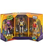Batman 1966 3-Pack Batman Robin Batgirl
