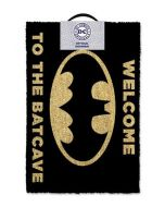 Batman Welcome To The Batcave Fussmatte / Doormat