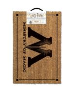 Harry Potter Ministry of Magic Fußmatte / Doormat