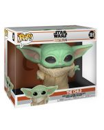 Star Wars The Mandalorian The Child / Baby Yoda Super Sized POP! Vinyl