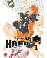 Haikyu!! #01