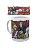 Hunter X Hunter Group Characters Tasse / Mug