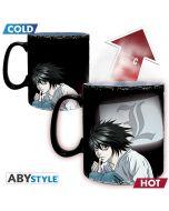 Death Note L Thermo Tasse / Mug