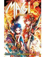 Magi - The Labyrinth of Magic #27