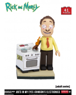 Rick and Morty Micro Bauset Ants in My Eyes Johnson´s Electronics