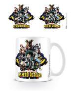 My Hero Academia Character Burst Tasse / Mug