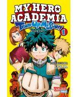 My Hero Academia Team Up Mission #01
