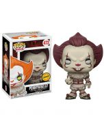 Stephen Kings Es / It Pennywise (with Boat) CHASE Pop! Vinyl