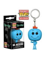Rick & Morty Mr.Meeseeks Pop! Keychain