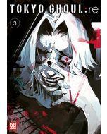 Tokyo Ghoul :re #03