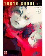 Tokyo Ghoul :re #05