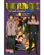 Vigilante - My Hero Academia Illegals #08