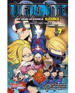 Vigilante - My Hero Academia Illegals #07